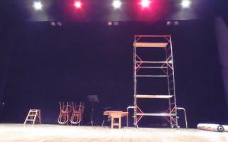 palcoscenico bisma