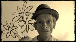 valery con fiori