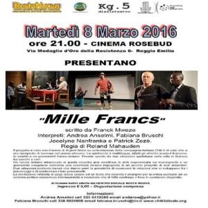 Mille Francs – AFRIKNOW