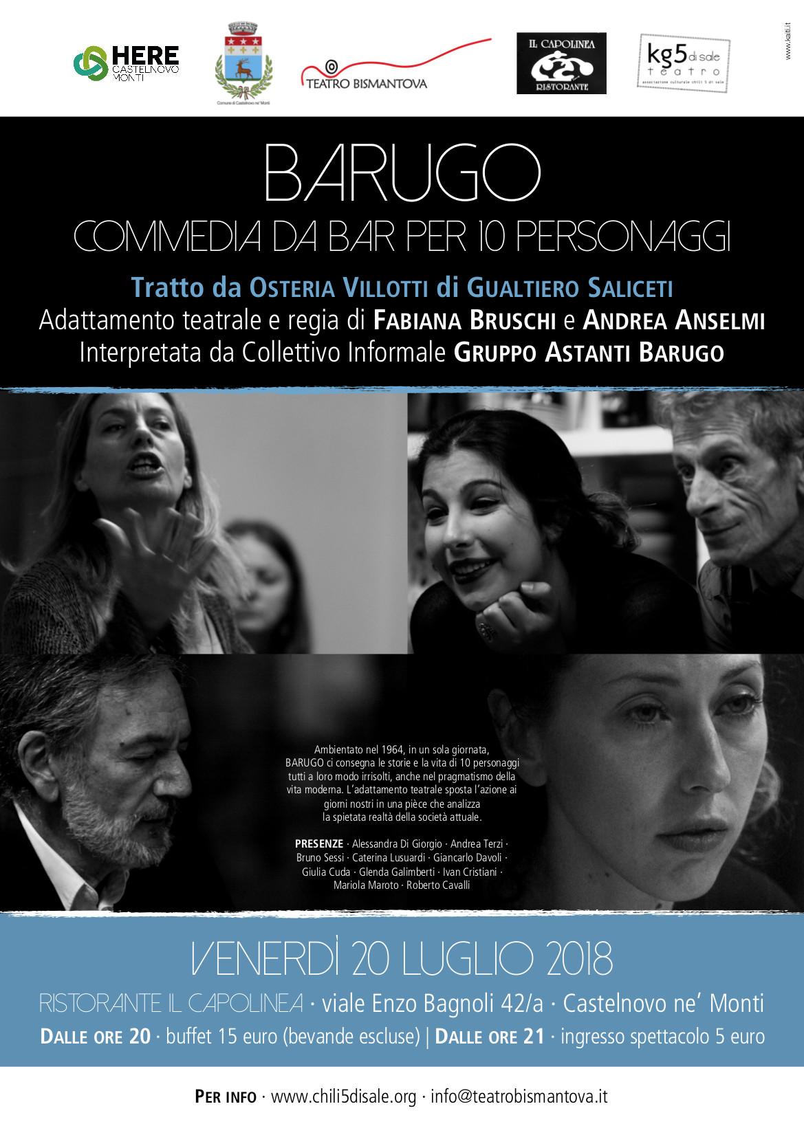 Barugo estate!